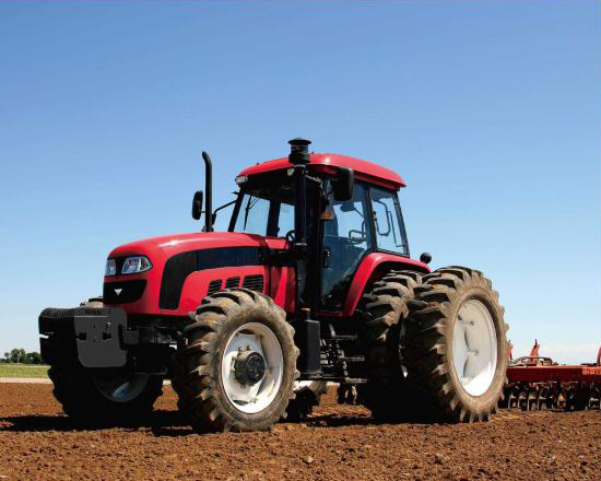 HP125 Series Tractor