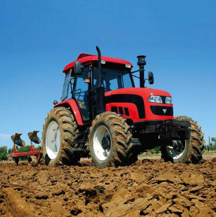 HP100 Series Tractor