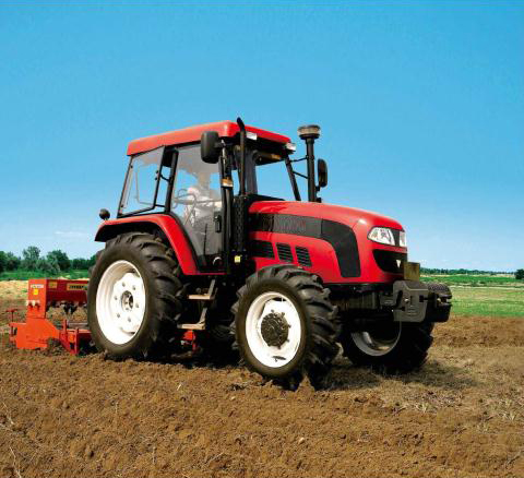 HP80 Series Tractor