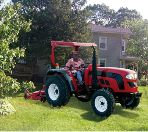 HP40 Series Tractor