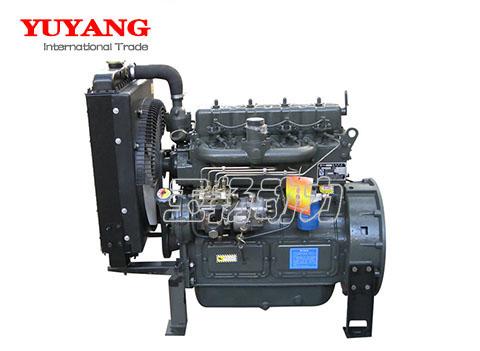 K4100D  Electric diesel engine