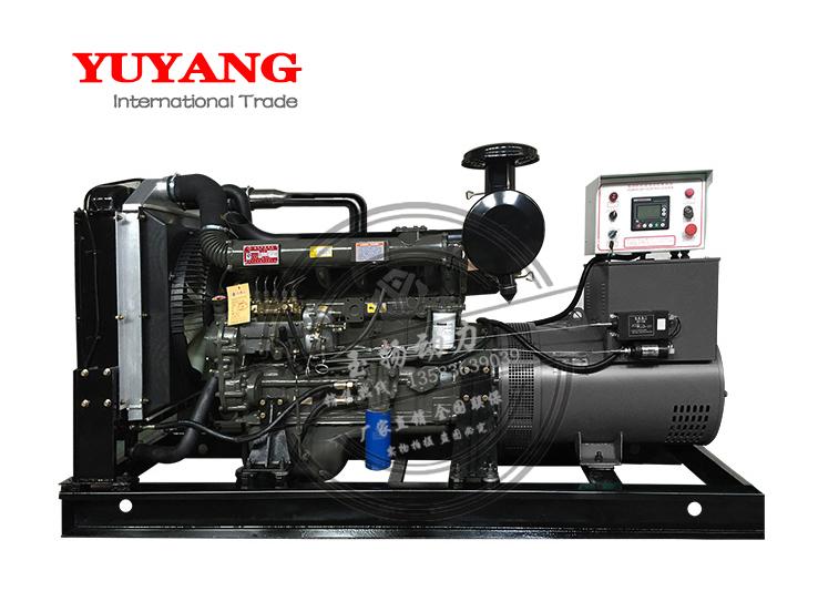 ricardo 100 kw 125 kva diesel generator 3 phase genset